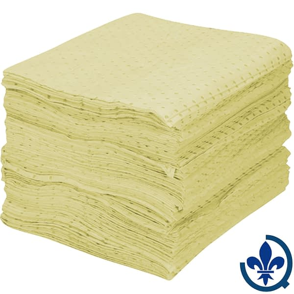 Feuilles-d-absorbants-en-fibres-fines-Matières-dangereuses-SEH987