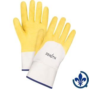 Gants-à-paume-enduite-de-latex-de-caoutchouc-naturel-fini-rugueux-SAN435