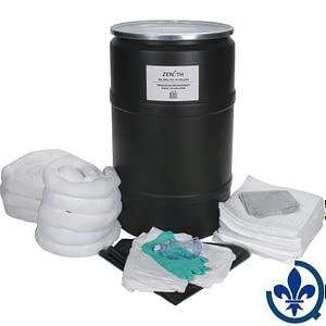 Trousses-de-déversement-de-55-gallons-Huile-seulement-SEI196