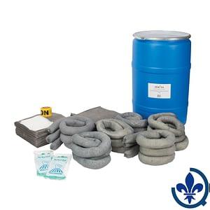 Trousse-de-déversement-55-gallons-Universel-SGD800
