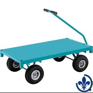 Chariots-à-plateforme-Chariots-wagon-ergonomiques-à-plateforme-MD187