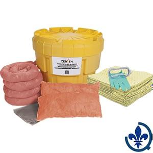 Trousses-de-déversement-20-gallons-Matières-dangereuses-SEJ277