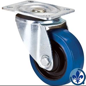 Roulette-en-caoutchouc-élastique-bleu-ML333