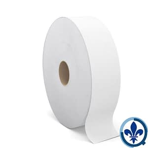 Rouleaux-de-papier-hygiénique-géants-2-épaisseurs-pour-distributeur-Cascades-PRO-Tandem-blanc-1-400-pi-T260_Quorum_Perform_Bath_Jumbo_Roll_Product