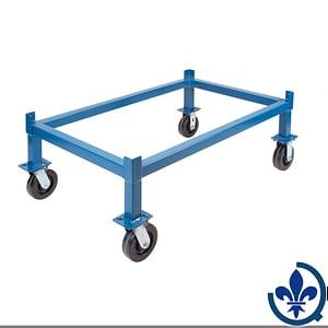 Chariots-pour-support-de-barils-DC392