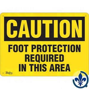 Enseigne-«Foot-Protection-Required»-SGL906