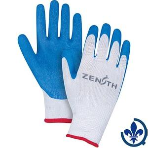Gants-en-tricot-de-coton-poly-sans-coutures-de-calibre-10-enduits-de-latex-de-caoutchouc-naturel-SAL256