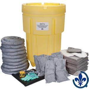 Trousses-de-déversement-pour-établi-95-gallons-Universel-SEI168