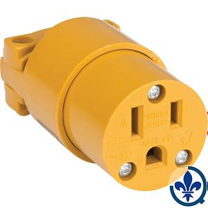 Connecteur-de-mise-à-la-terre-en-PVC-XE673