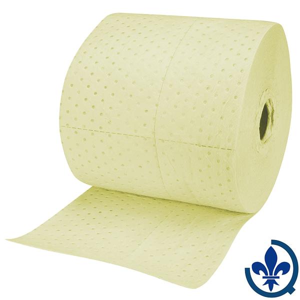 Rouleaux-d-absorbants-en-fibres-fines-Calibre-industriel-Matières-dangereuses-SEI974