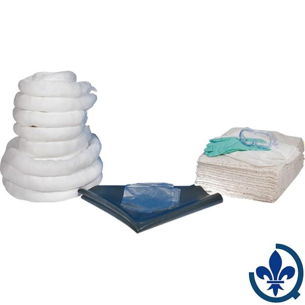 Trousses-écologiques-de-rechange-55-gallons-Huile-seulement-SEI945