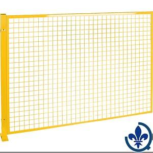 Protecteurs-de-périmètre-Style-treillis-métallique-RL851