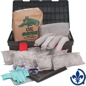Trousses-de-déversement-dans-une-boîte-à-outils-31-gallons-Universel-SEI260